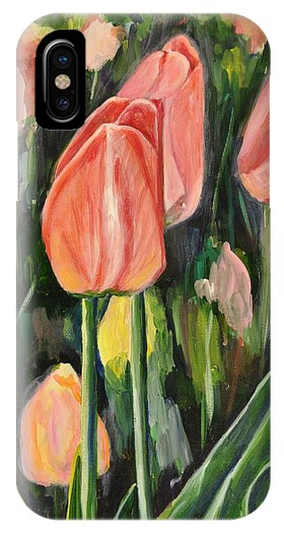 Tulips Phone Case by Heather Kertzer