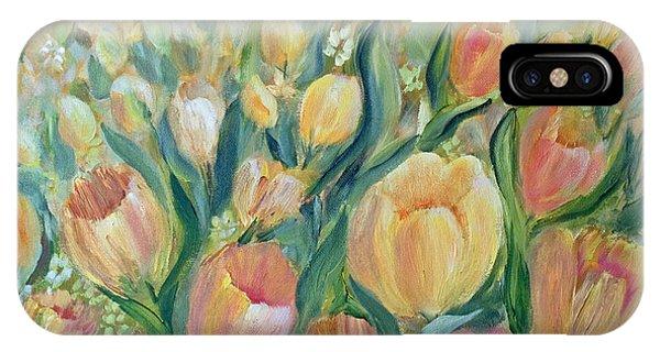 Tulips II IPhone Case