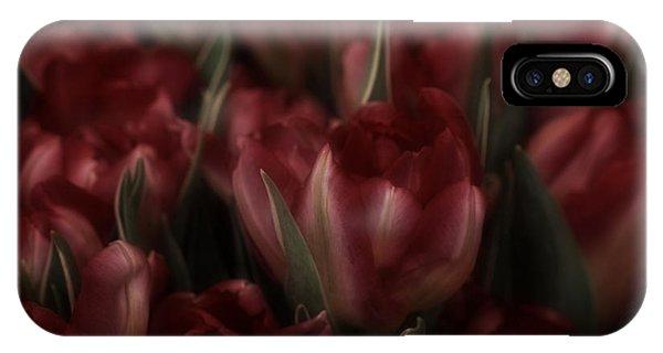 Tulips Romantic IPhone Case