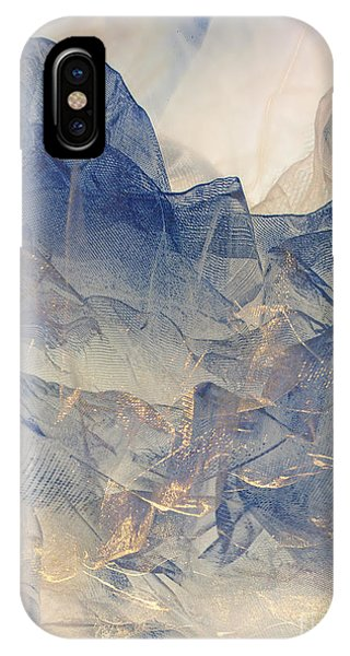 Tulle Mountains IPhone Case