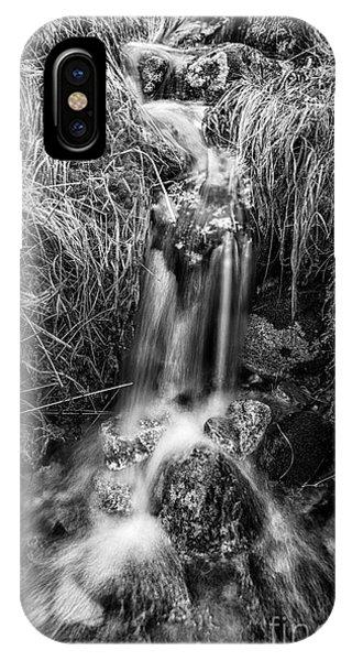 Beautiful Scotland iPhone Case - Tumbling Water by John Farnan