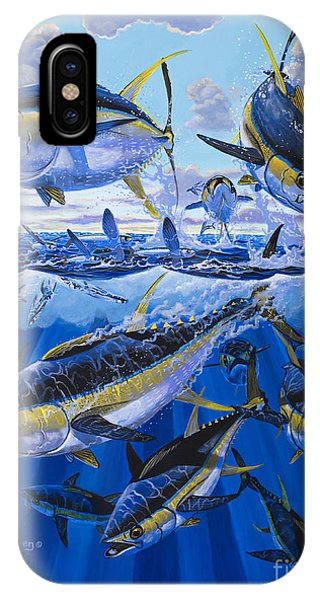 Bahamas iPhone Case - Tuna Rampage Off0018 by Carey Chen