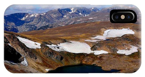 Tundra Tarn IPhone Case