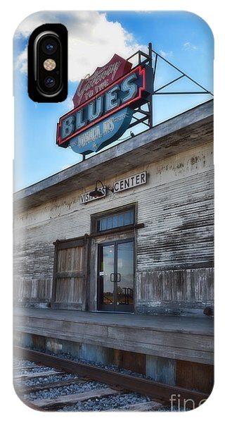 Tunica Gateway To The Blues IPhone Case