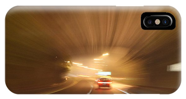 Tunnel 1704-51 Phone Case by Deidre Elzer-Lento