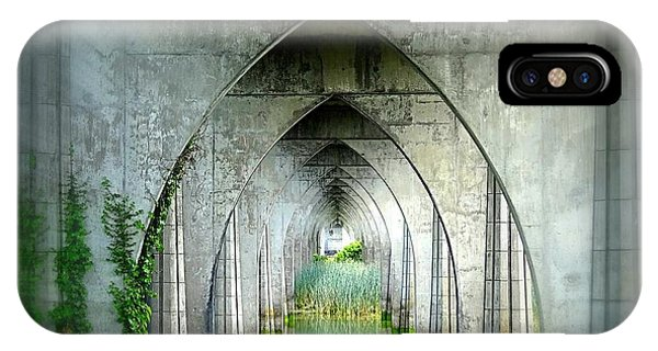 Tunnel Effect IPhone Case