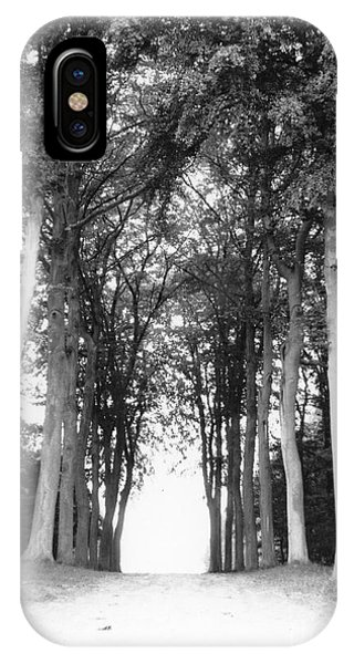 iPhone Case - Tunnel Of Trees by Christine Jepsen