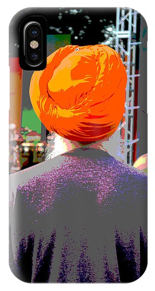 Turbante IPhone Case