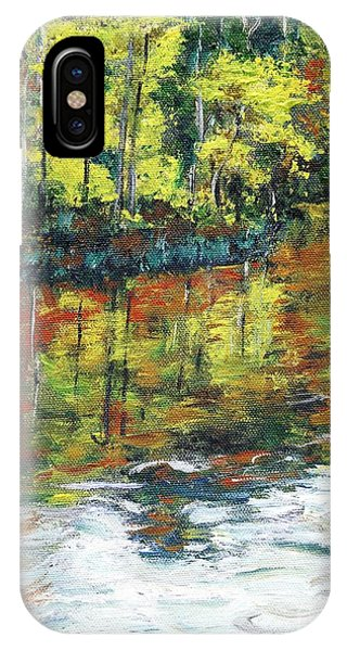 Turkey Creek Nature Trail IPhone Case