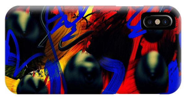 Turmoil IPhone Case