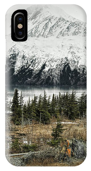Turnagain Arm  IPhone Case