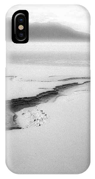 IPhone Case featuring the photograph Turnagain Silk by Tim Newton
