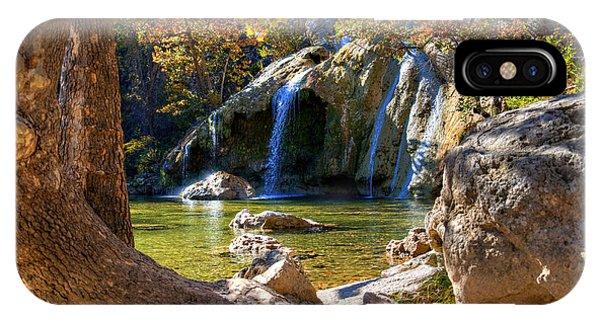 Ok iPhone Case - Turner Falls Park by Ricky Barnard