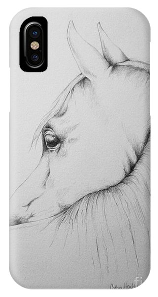 Turning Back  IPhone Case