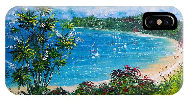Turquoise Bay On A Sunny Day IPhone Case