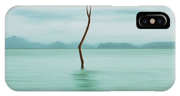 Tidal iPhone Case - Turquoise Sea by Stelios Kleanthous