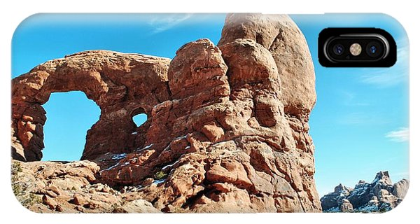 Turret Arch IPhone Case