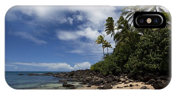 Oahu iPhone Case - Turtle Cove  by James Roemmling