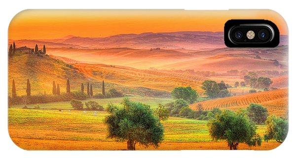 Tuscan Dream IPhone Case