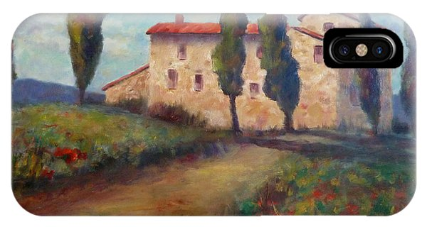 Tuscan Home IPhone Case