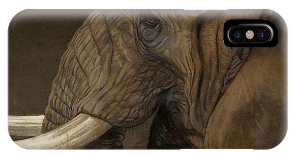 Tusker IPhone Case