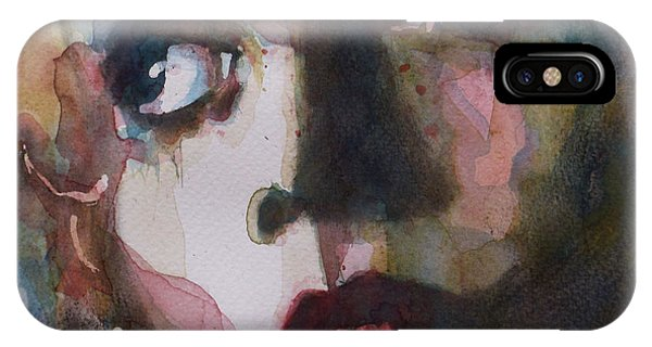Magazine Cover iPhone Case - Twiggy Where Do You Go My Lovely by Paul Lovering