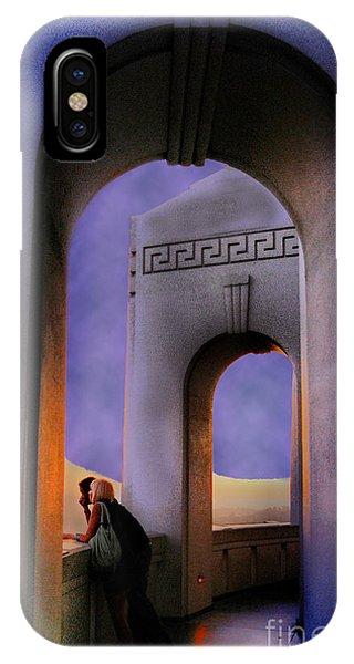 Twilight Arches IPhone Case