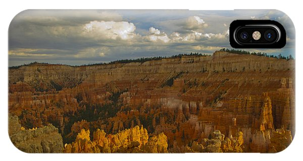 Twilight At Bryce 75 IPhone Case
