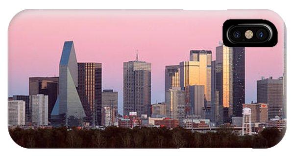 Twilight, Dallas, Texas, Usa IPhone Case