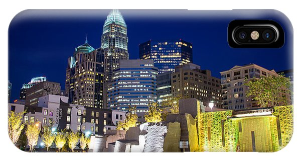 Twilight In Charlotte IPhone Case