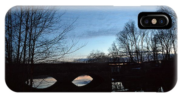 Twilight On The Potomac River Phone Case by Bill Helman