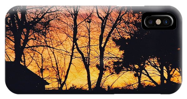 Twilight Setting IPhone Case