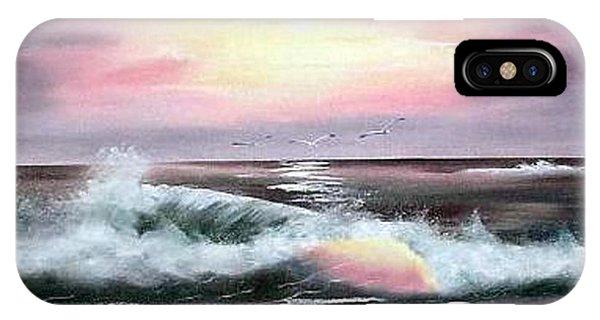 Twilight Surf IPhone Case