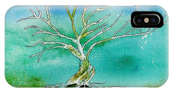 Twilight Tree IPhone Case