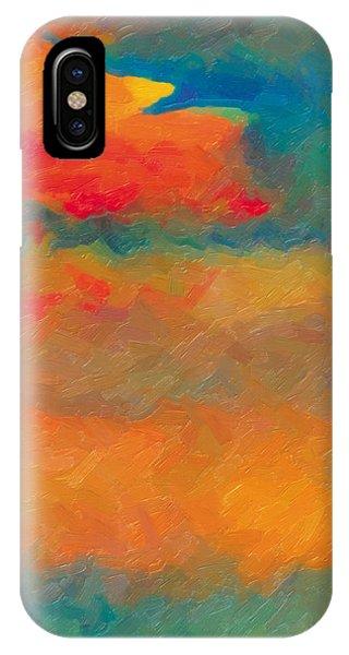 Twilight Whispers IPhone Case