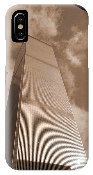 Twin Tower IPhone Case