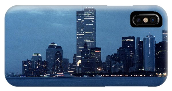 Twin Towers IPhone Case