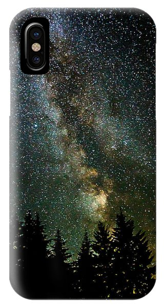 Twinkle Twinkle A Million Stars  IPhone Case