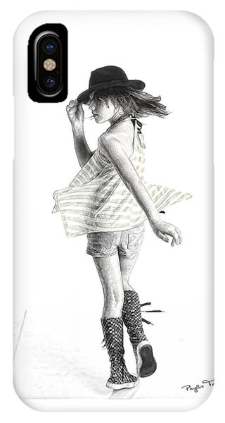Twirl IPhone Case