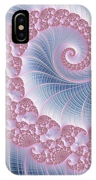 Twirly Swirl IPhone Case