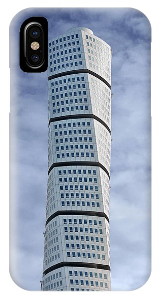 Twisted Architecture IPhone Case