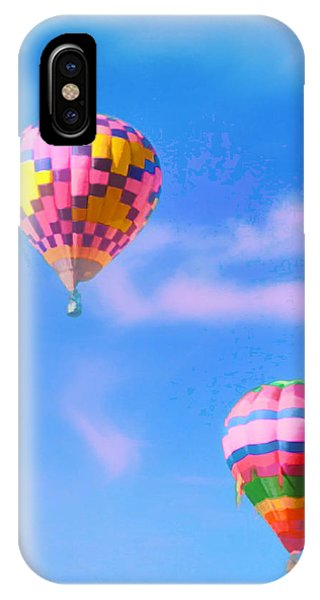 I Think I Might Fly Away IPhone Case