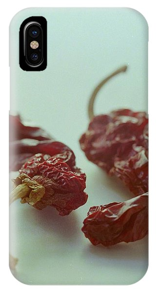 Two Dried Peppers IPhone Case