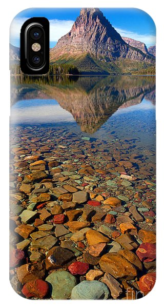 Two Medicine Reflection IPhone Case