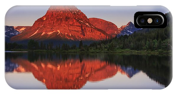 Two Medicine Sunrise IPhone Case