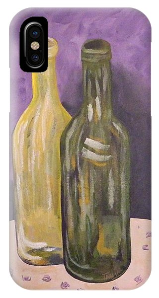 Two More Bottles Of Wine IPhone Case