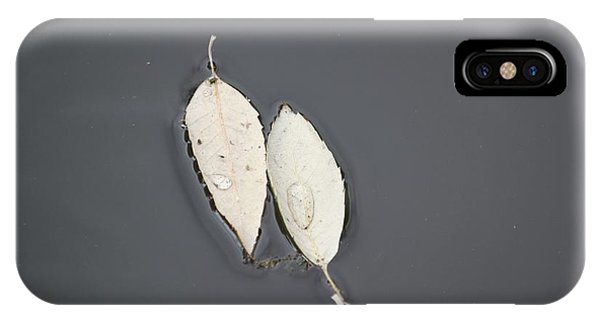 Two Peas In A Pod IPhone Case
