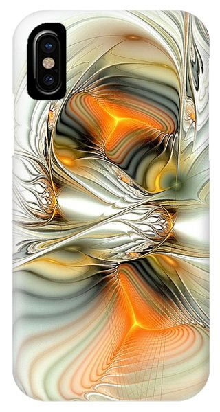 Two Sides Of The Story IPhone Case