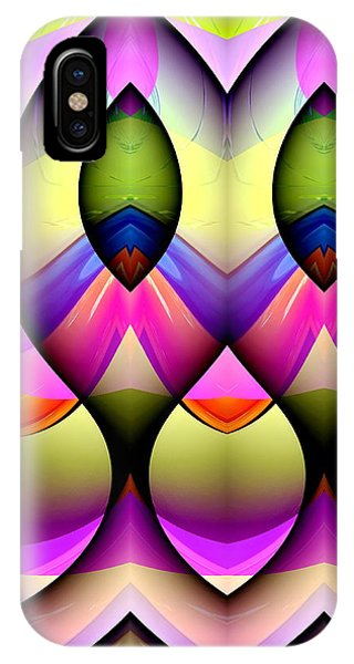 Two Tulips IPhone Case