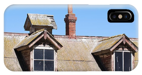 Two Window Roof IPhone Case